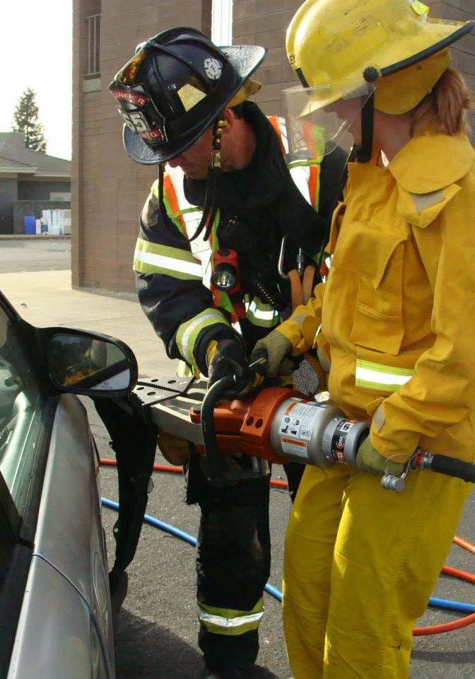 Leadership Novato Jaws of Life Novato CHamber