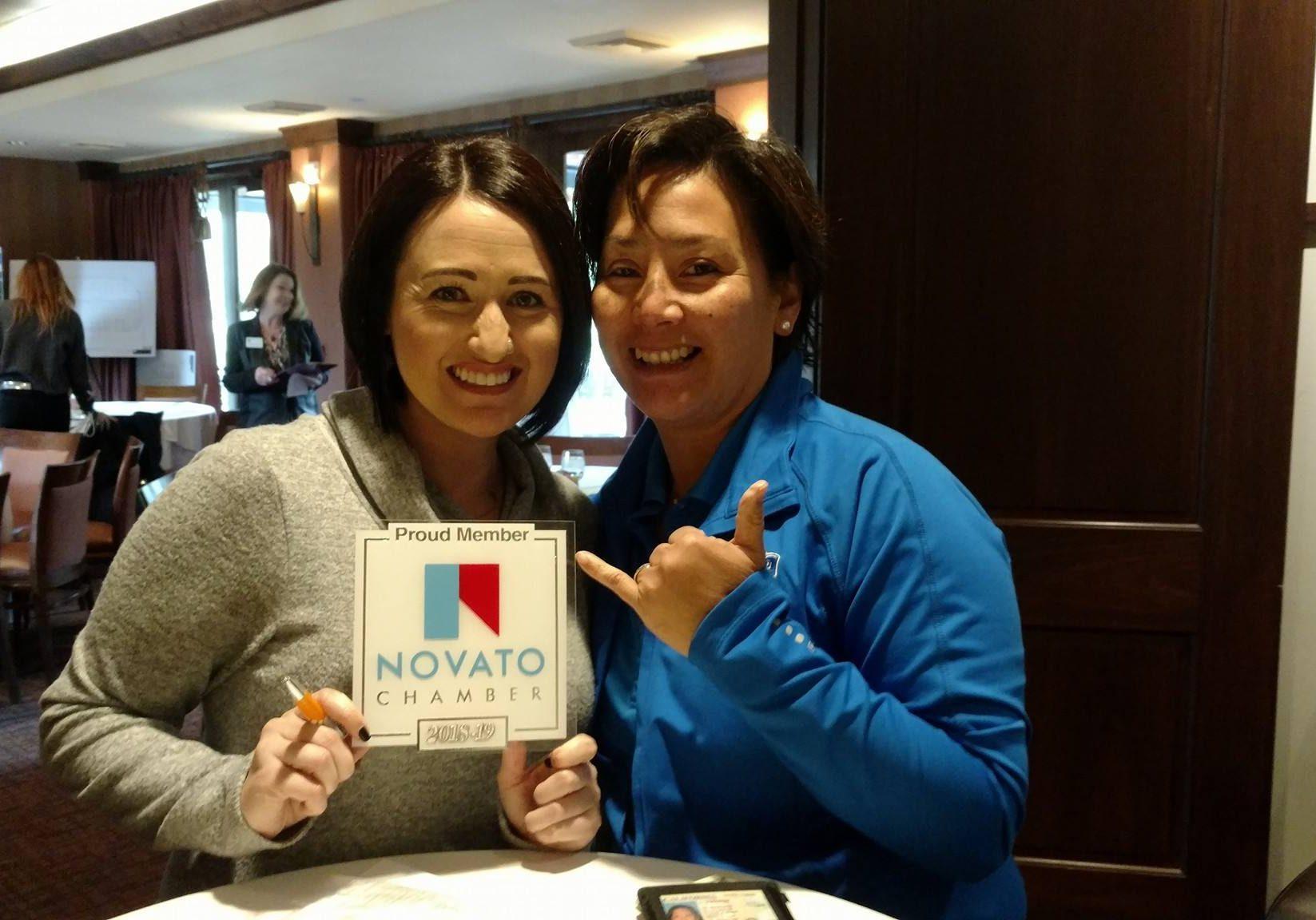 Membership Novato kona Ice Chamber North Marin Christina Niles